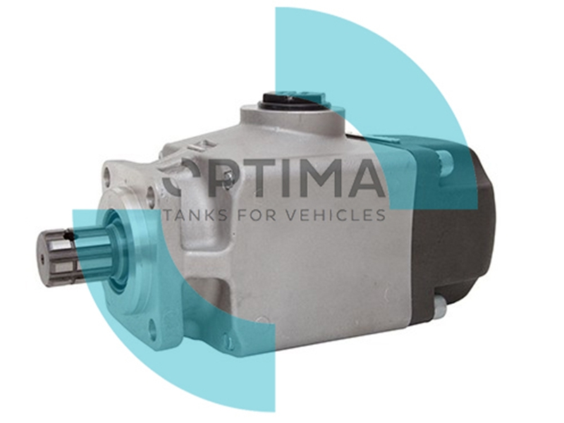 PISTON PUMPS FOR CRANES Optima Drives