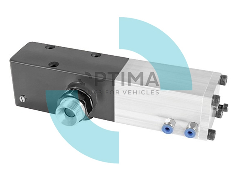 TIPPING CONTROL VALVES Optima Drives