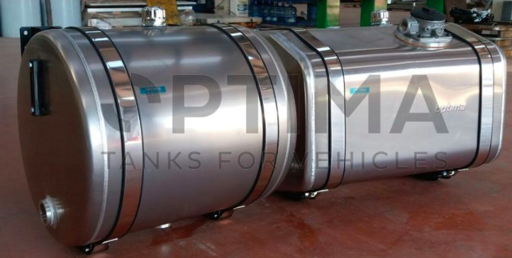 PLUS & ROUND SERIES HYDRAULIC OIL TANKS